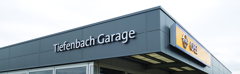 Tiefenbach garage schlatt opel for Garage opel caen